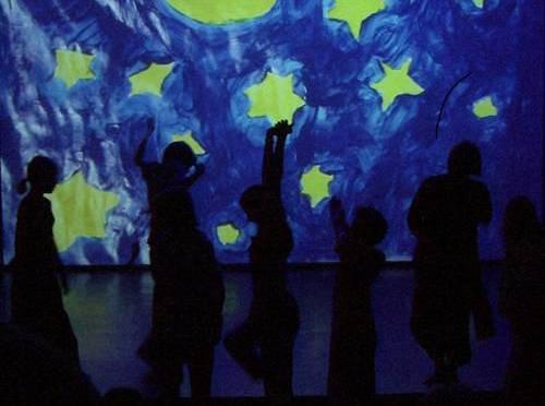 Theaterworkshop: Licht und Schatten