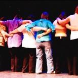 theatermassnahmen auf der bühne